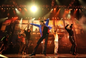Michael Jackson @ Final Rehearsal